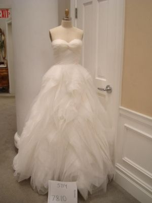 Alita Graham For Kleinfeld Wedding Dress $1,400