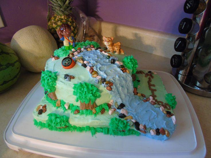 Japanese Dora Cake Recipe: 17 Best Ideas About Diego Cake On Pinterest