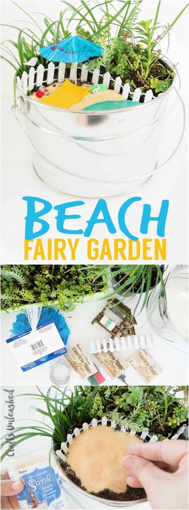 Best 25+ Beach fairy garden ideas on Pinterest | Diy fairy house ...