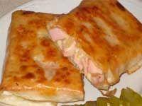 Рулет из лаваша с колбасой и сыром | Готовим дома с Фифисой