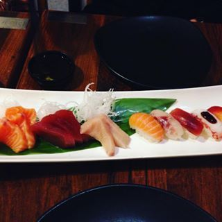 Midori | A hidden sushi gem in Putney. It's a bit far out, but also they do delivery so if you can't be bothered going all the way out just have them come to you.23 Places You Must Eat Sushi Before You Die