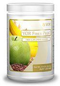 YOR Health: YOR Fiber Plus YOR Fibre contains flaxseed, Omega-3 ALA and a powerful antioxidant called HMRlignan