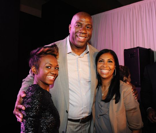 magic johnson grandchildren - photo #30