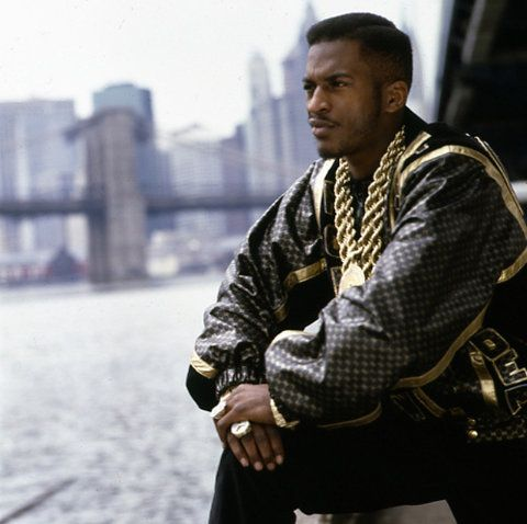Rakim, I had the honor of meeting this guy. He came to Weequahic High, Newark, NJ when I was a freshmen. He told me to stay in school and I did.