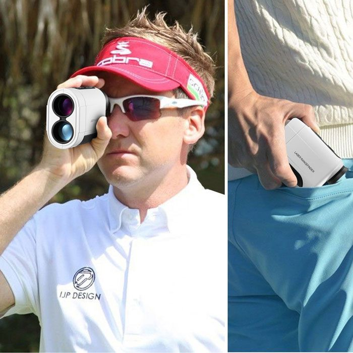 We all know that there are some killer golf range finders out there, but the ones with all those fancy bells and whistles also come with a pretty hefty price tag.  So this leaves us with the question: can a sub-$100 range finder really cut the mustard? #golf #rangefinder