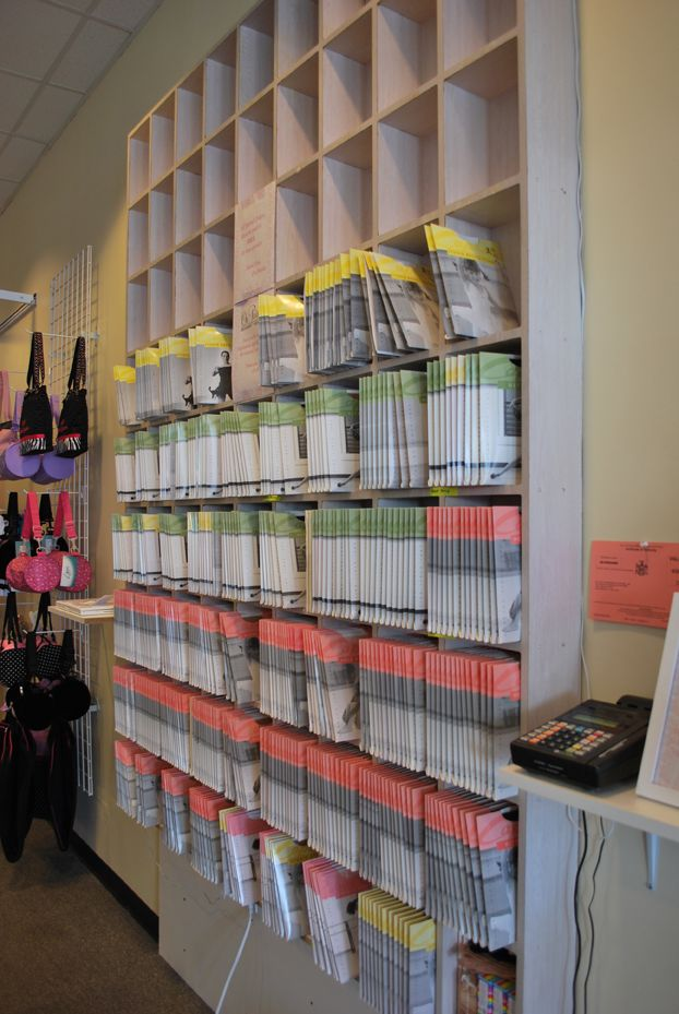 On Pointe Dancewear 'N Apparel—Woodbury, NY (Retailer Spotlight, DRN June 2012)