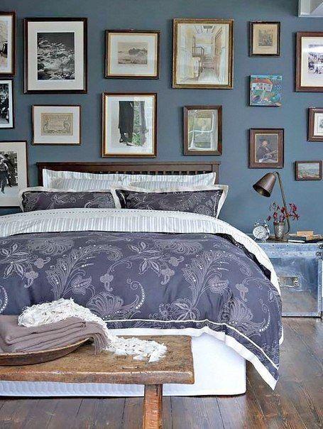 Идеи для спальни – 282 фотографии