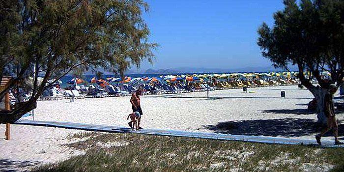 Пляж Тигаки