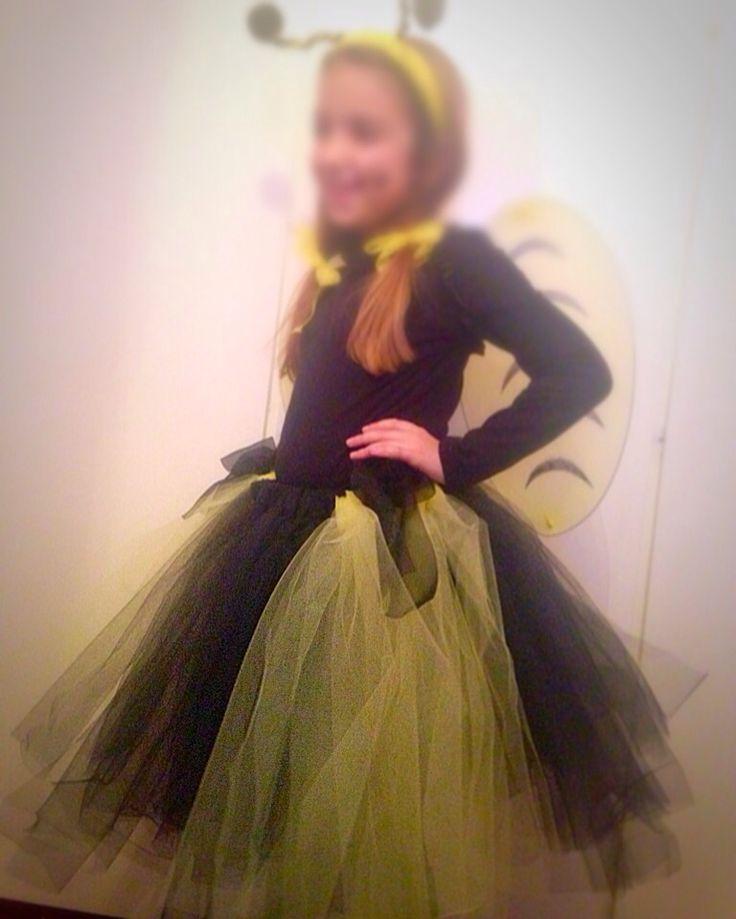 Little flying bee!!!! Haloween costume!!!!!