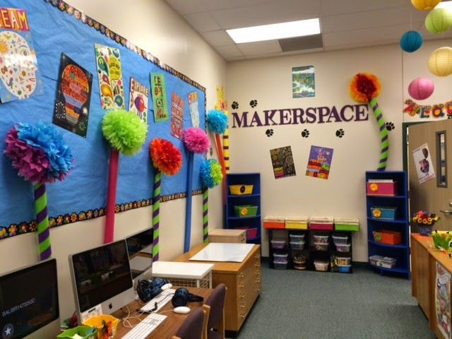 61 Best Elementary Stem Library Maker Space Ideas Images