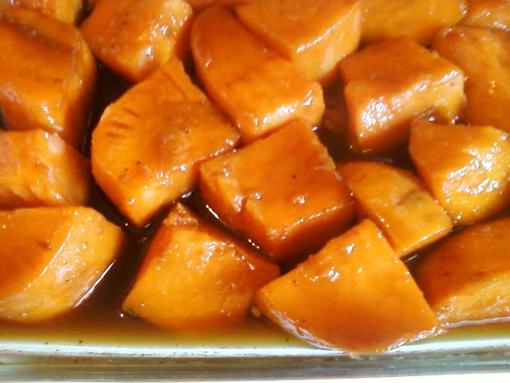 how to cook sweet potatoes yams