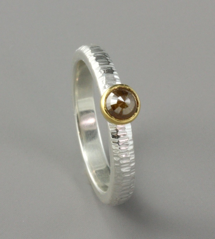 I thought I should update the pin with proper credits for the designer: Rose Cut Diamond Ring with 22k Gold and by SarahHoodJewelry. $390.00, via Etsy.Diamond Rings, Diamonds Rings, Rose Cut Diamonds, 22K Gold, Proper Credit