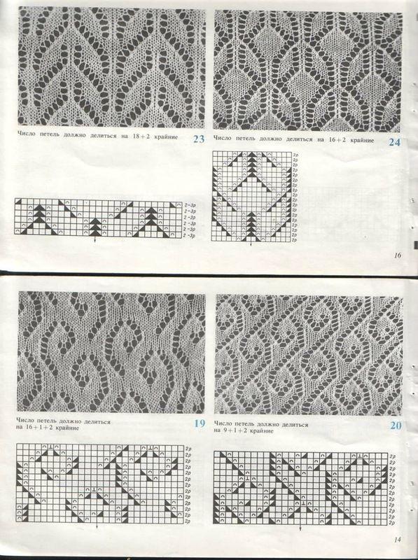 17 Best images about knit stitches on Pinterest Knit patterns, Lace knittin...