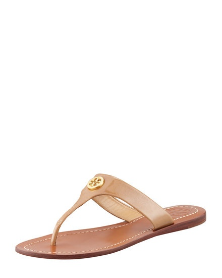 Treat tired bridesmaid feet at your reception with chic @Victoria Brown McCoy Burch flip flops