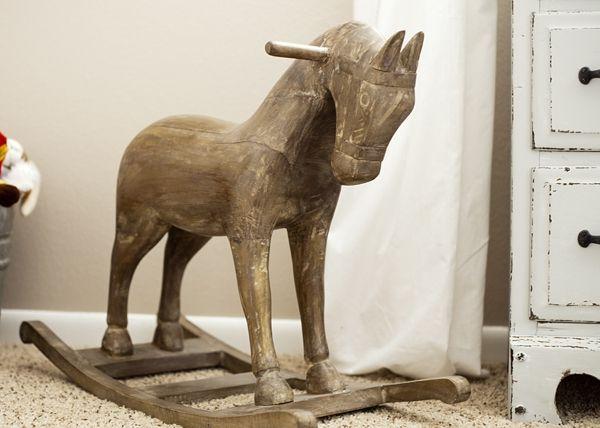 Nursery Rocking Horse Thenurseries