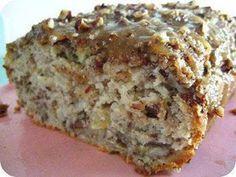 Gina's Favorites: apple praline bread