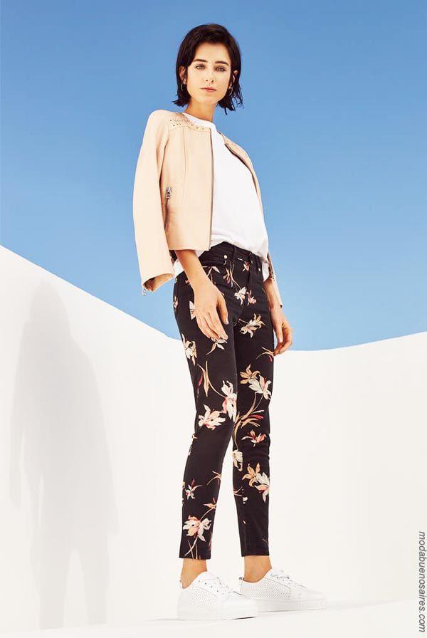 9360ecb5173 Moda ropa de mujer primavera verano 2019.
