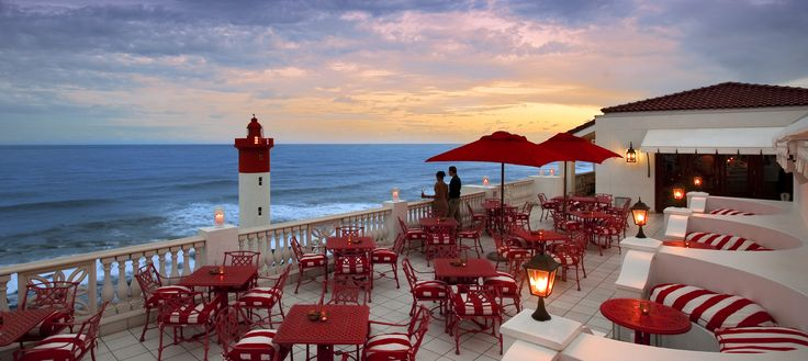 Perfectly situated on the ocean's edge, a brief 5 minutes walk from #Umhlanga Village Centre, the Oyster Box Hotel is conveniently located for quick and easy access to Afro-chic Durban city centre, International Airports and numerous stylish shopping centres…yet has a feeling of classical charm and elegance like nowhere else on earth.   #Beach #Getaway #Luxury #Durban   www.mtbeds.co.za