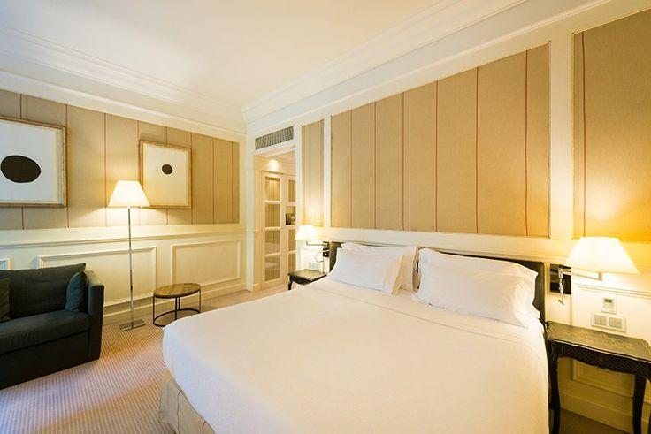 Villeroy & Boch equipa los baños de las habitaciones del Hotel Majestic, un lujoso hotel de 5 estrellas situado en el Paseo de Gracia, desde 1918 #Hotel #HotelMajestic #lujo #Barcelona #PaseodeGracia #Baño #wellness #habitación