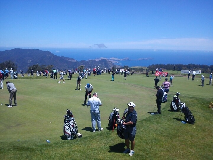 European Golf Tour at Madeira Island - Santo da Serra Golf.