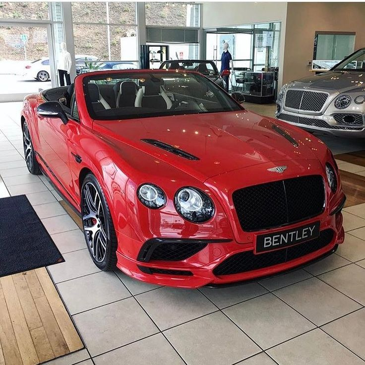 2019 Bentley Continental Gt W12 Convertible New Release: Superauto, Super Autos, Autos