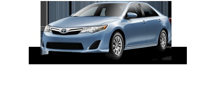 Toyota Camry Hybrid LE  est. mpg [2]  43/39 msrp [1]  $25,990  EV [7] and ECO modes  Smart Key System [8] with Push Button Start  Power windows with driver's-side auto up/down, jam protection in all positions and retained-power features