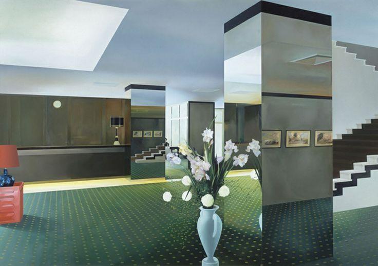 L'Œuvre de Richard Hamilton http://www.vogue.fr/vogue-hommes/culture/diaporama/l-oeuvre-de-richard-hamilton/18208/image/991286#!richard-hamilton-tate-modern-lobby-1985-1987