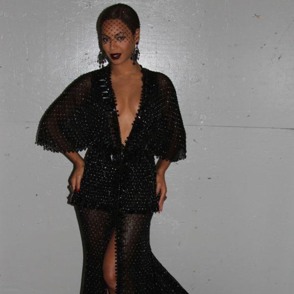 Perfect! #Beyonce #Givenchy #MetGala2014