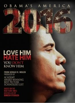 2016 Obama's America.  Wasn't sure what to expect going in, but this film is truly fascinating.  No matter what side of the fence you're on.  Honestly.  I would encourage anyone to at least be open-minded enough to see it...you can make up your mind later.  But it's an intriguing enough film to make it well worth the 2-hour time investment.  Have some guts, and see it.
