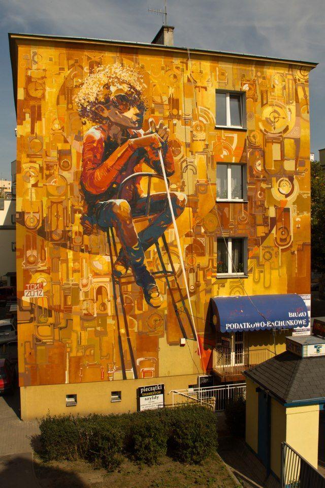 Tone in Lublin (Poland)