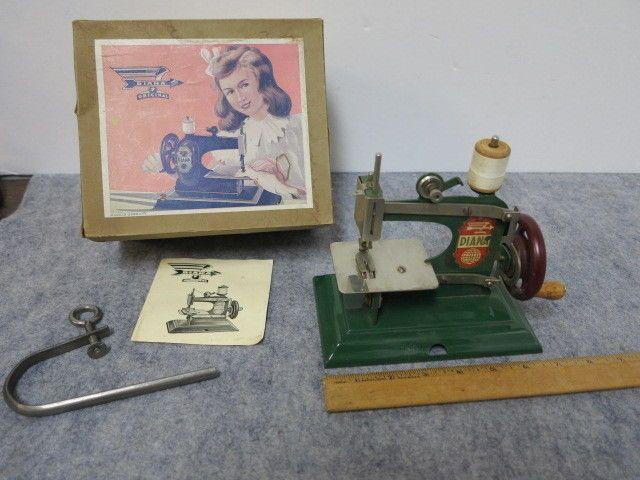 toy singer sewing machine manual