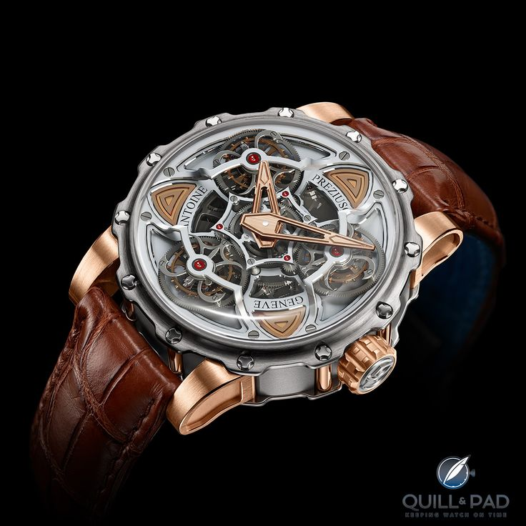Antoine Preziuso Tourbillon of Tourbillons