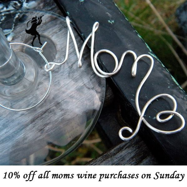 Don't forget all moms will receive a 10% discount on any wine purchases. Available in the tasting room only.