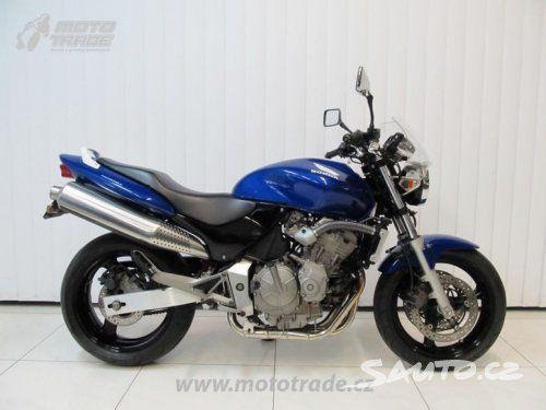 Honda Hornet CB 600 F - Smoto.cz