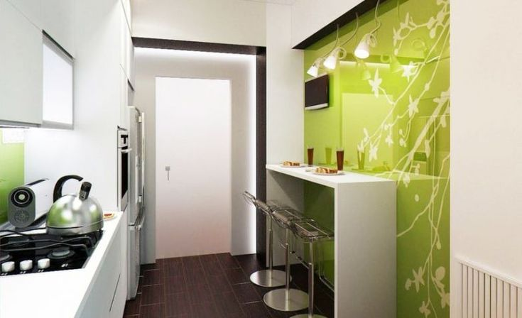 20 ну очень маленьких кухонь, на которых удалось вместить все и даже больше!
