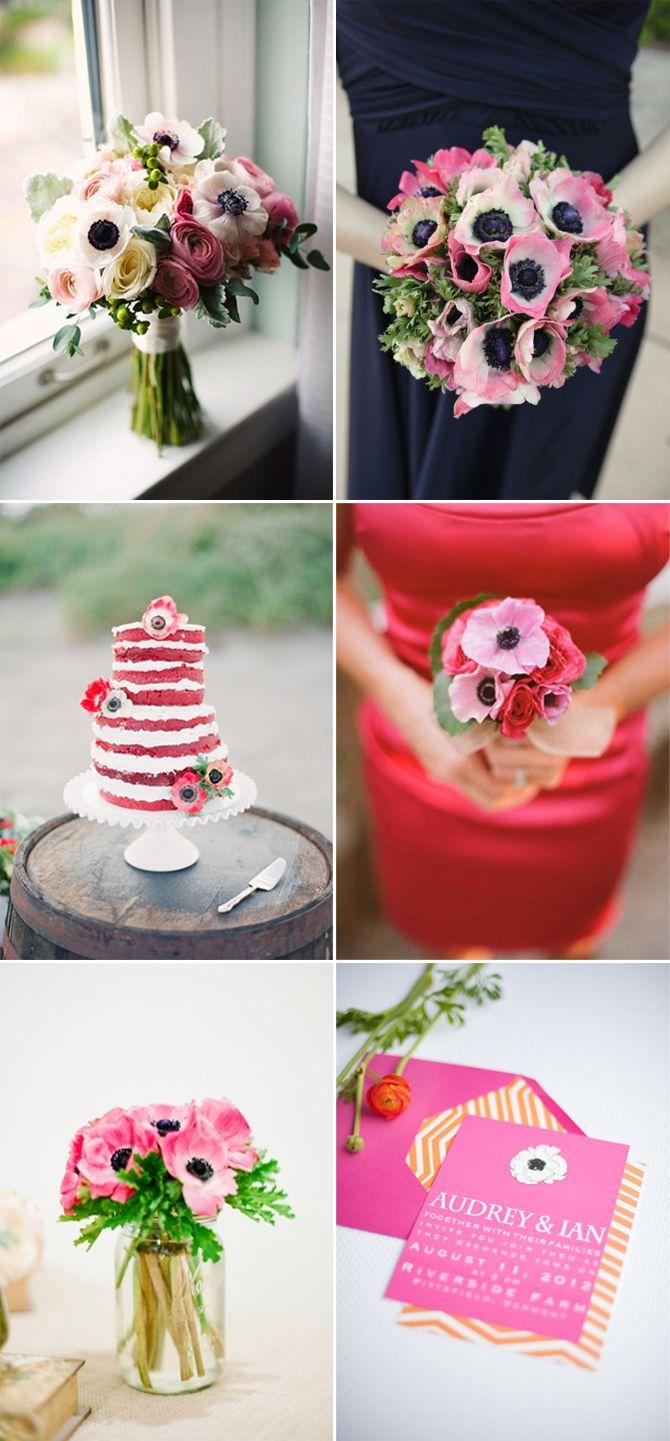 Květ měsíce :: Sasanky - Originální Svatba