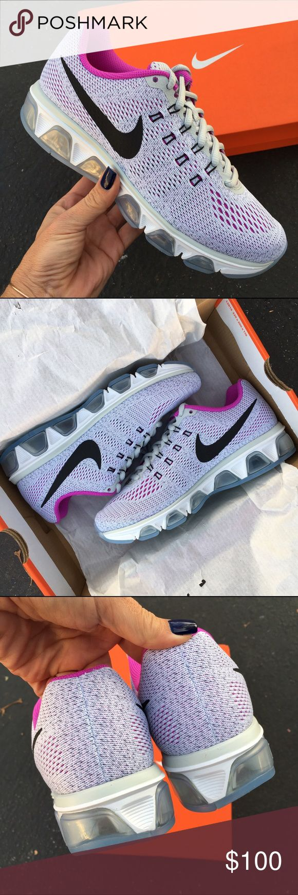 nike air max tailwind 2010 grey and neon colorway