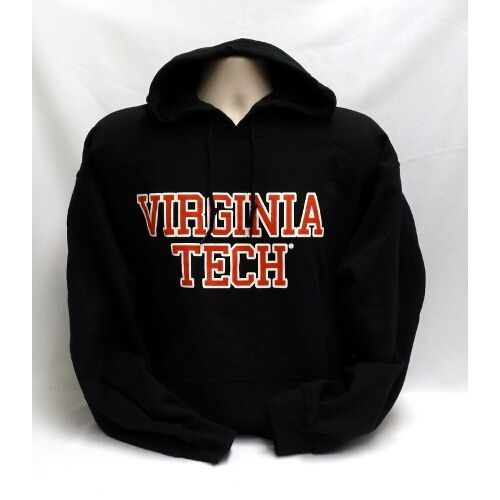 Black Virginia Tech Hood