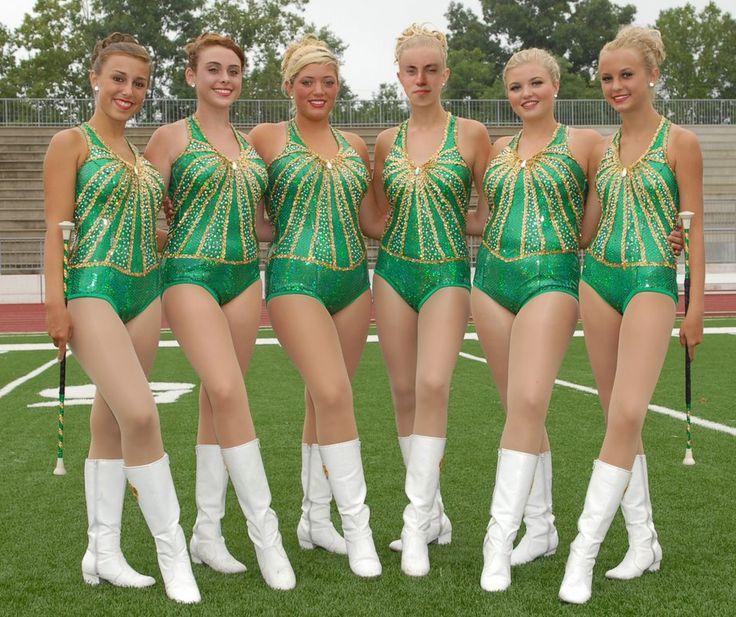 majorette uniform