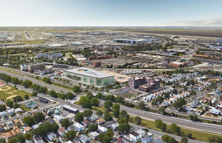 Plans Revealed For Major Industrial Development at 130-23 South Conduit Avenue, Near JFK in Queens - New York YIMBY