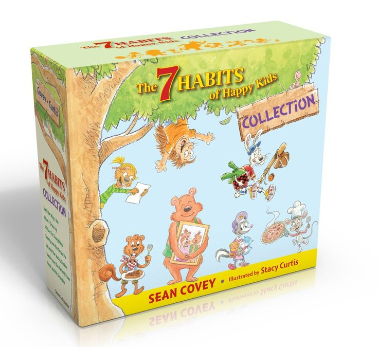 The 7 Habits of Happy Kids Collection - MOST POPULAR - The 7 Habits FranklinCovey Store