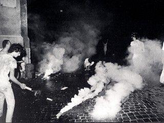 Variations III di John Cage. 1980. La Gaia Scienza. Nella foto, a sinistra Marco Solari.