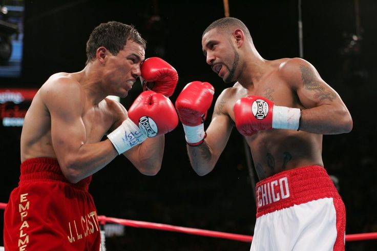 Potshot Boxing's (PSB) Fight of the week takes us back to May 7, 2005 to relive one of the best fights of all-time. Diego Corrales vs. Jose Luis Castillo I gave the Mandalay Bay boxing crowd in Las Vegas, Nevada a phone-booth fight to remember. http://www.potshotboxing.com/psb-fight-of-the-week-diego-corrales-vs-jose-luis-castillo-i/