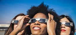 It should be quite a show, but make sure you follow these 5 do's and don'ts to protect your eyes. Learn more. https://healthbeat.spectrumhealth.org/jazzed-about-the-solar-eclipse/