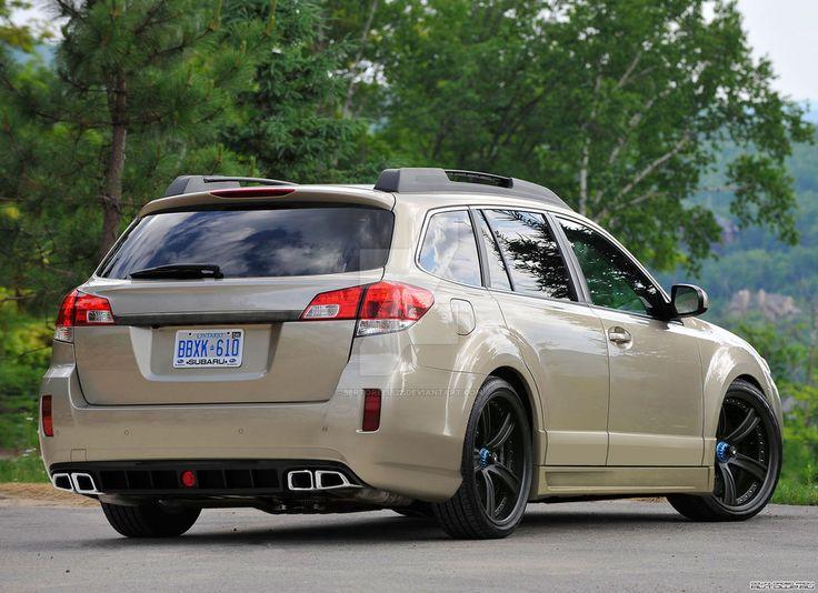 Subaru Outback 2.5i by Bertorelli22