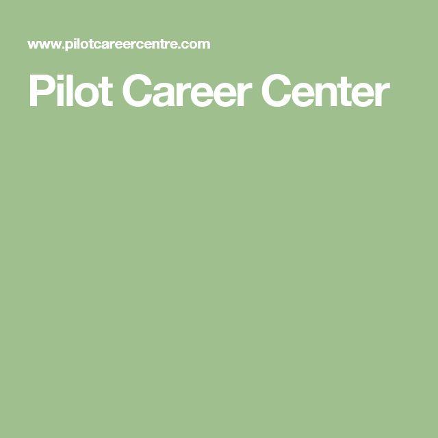 Pilot Career Center