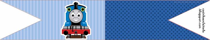 Casinha de Criança: Kit Festa Thomas e Seus Amigos Para Imprimir Grátis