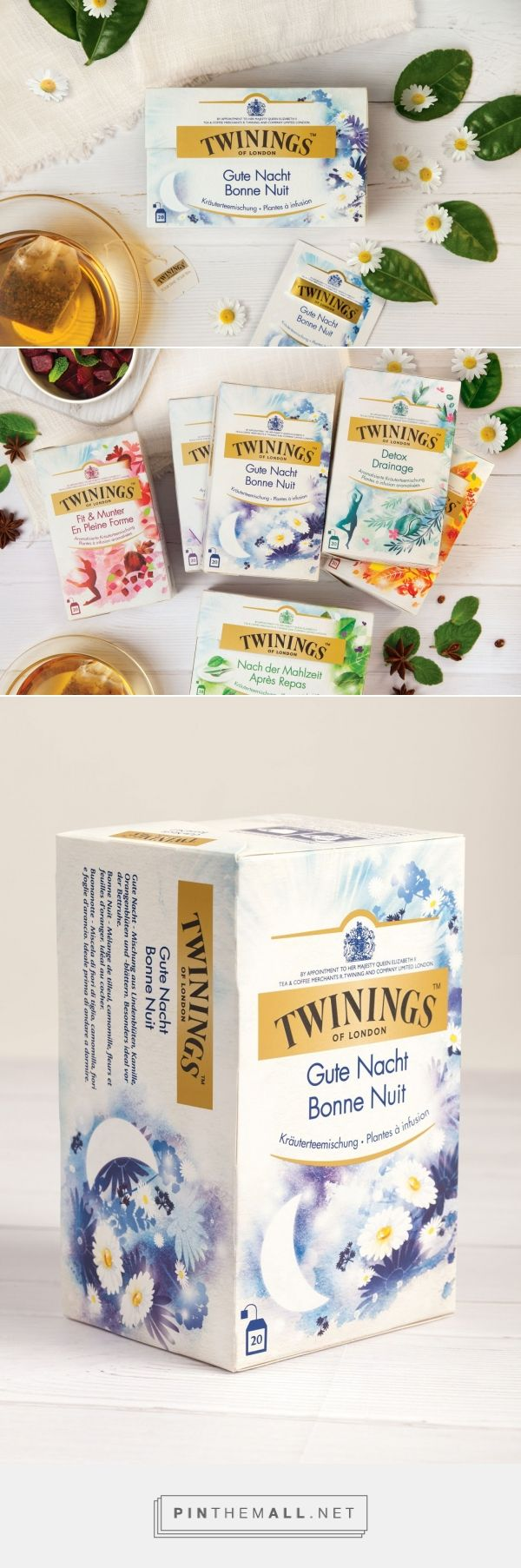 Twinings Swiss Wellness - Packaging of the World - Creative Package Design Gallery - http://www.packagingoftheworld.com/2016/11/twinings-swiss-wellness.html