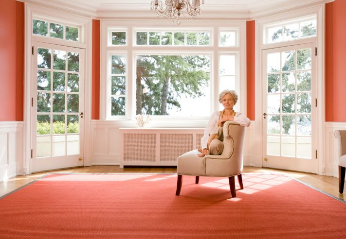 Coral  Color | Coral Colored Room