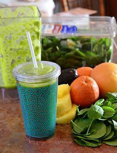 """Green smoothie recipes are all the rage right now. Chances are, you've seen someone you knowsipping a glass of green liquid pulp thinking """"ew"""" and wondering why would any one drink that. Green smoothies..."""